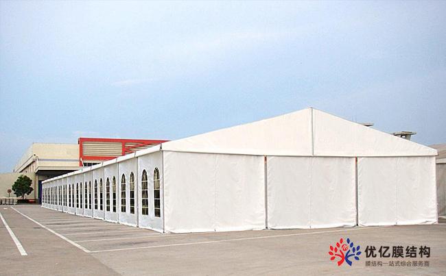 铝合金篷房