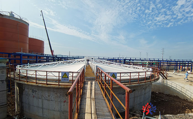 哈尔滨污水池加盖