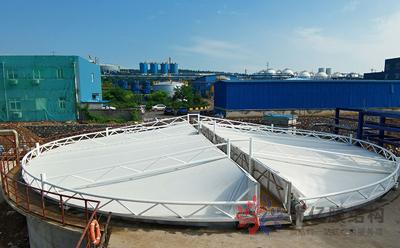 哈尔滨反吊膜密封加盖工程